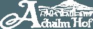 Achalm Hof Logo